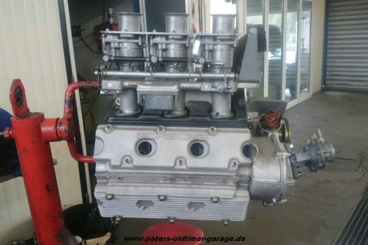 Motorinstandsetzung Porsche 911 28