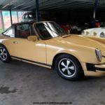 Porsche 911 2,7 Targa Baujahr 1976