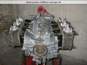 Porsche 911 Targa Restauration