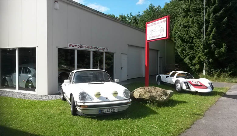 Peters Oldtimer Garage Porsche Restauration