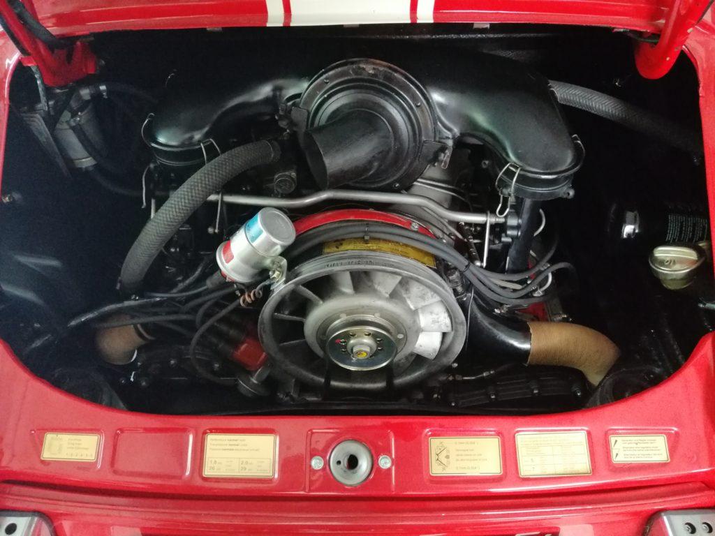 Porsche 911 2.4L S Motor 911/53 MFI